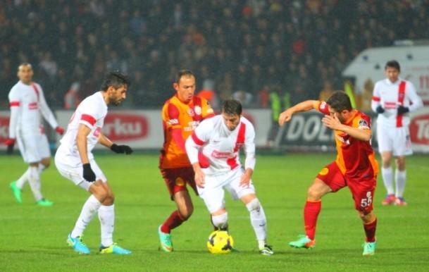 Gaziantepspor 0 - Galatasaray 0 24