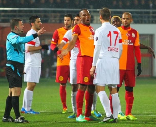Gaziantepspor 0 - Galatasaray 0 26