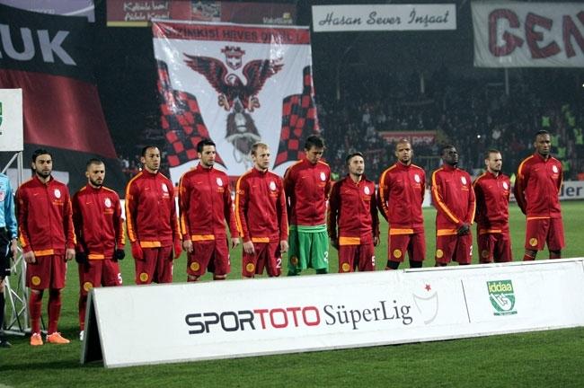 Gaziantepspor 0 - Galatasaray 0 3