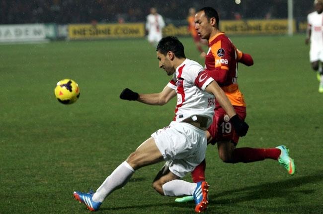 Gaziantepspor 0 - Galatasaray 0 4