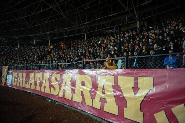 Gaziantepspor 0 - Galatasaray 0 5