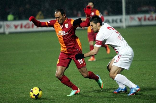 Gaziantepspor 0 - Galatasaray 0 6