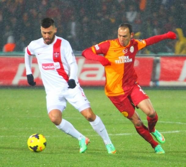 Gaziantepspor 0 - Galatasaray 0 8