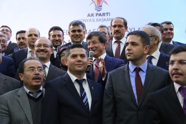 Dışişleri Bakanı Davutoğlu ve Bakan Elvan, Konya'da 1