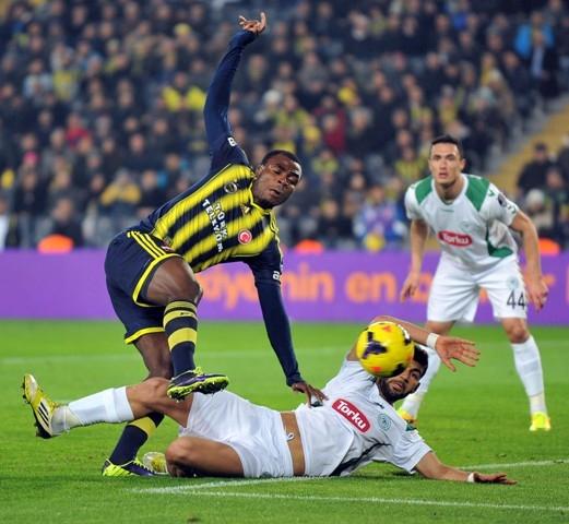 Fenerbahçe - Torku Konyaspor 6