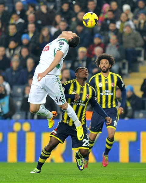Fenerbahçe - Torku Konyaspor 8