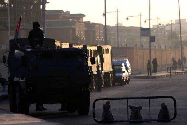 Mursi'nin yargılanması sürüyor 2