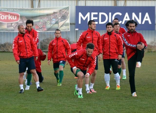 Torku Konyaspor'da Sivasspor maçı hazırlıkları 10