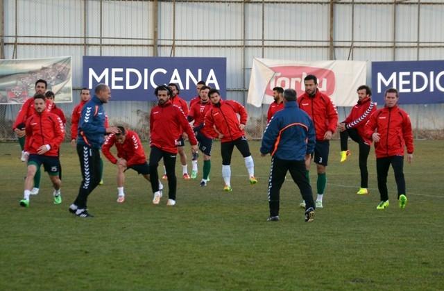 Torku Konyaspor'da Sivasspor maçı hazırlıkları 3