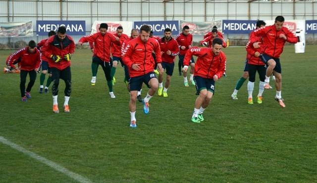 Torku Konyaspor'da Sivasspor maçı hazırlıkları 4