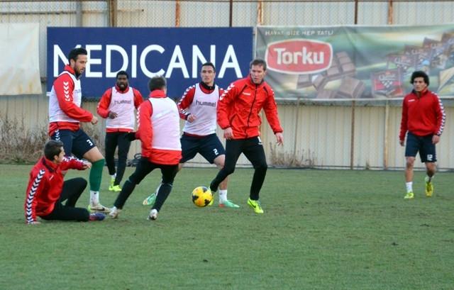 Torku Konyaspor'da Sivasspor maçı hazırlıkları 6