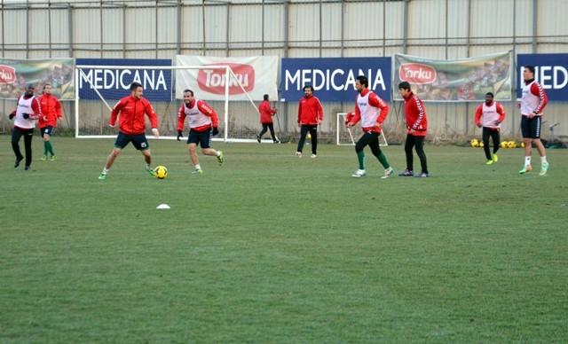 Torku Konyaspor'da Sivasspor maçı hazırlıkları 9