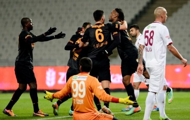 Galatasaray kupada kazandı 1