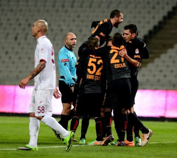 Galatasaray kupada kazandı 10