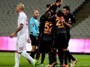 Galatasaray kupada kazandı