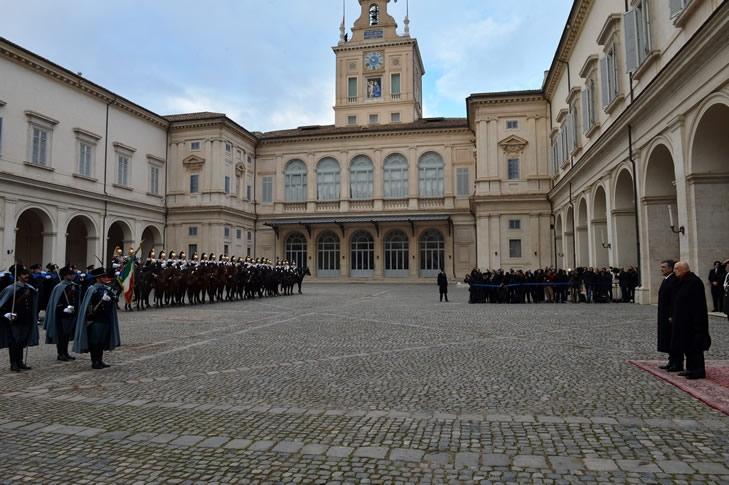 Cumhurbaşkanı Abdullah Gül İtalya'da 15