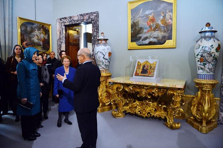 Cumhurbaşkanı Abdullah Gül İtalya'da 26