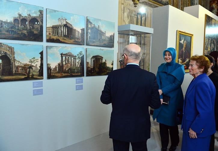 Cumhurbaşkanı Abdullah Gül İtalya'da 27