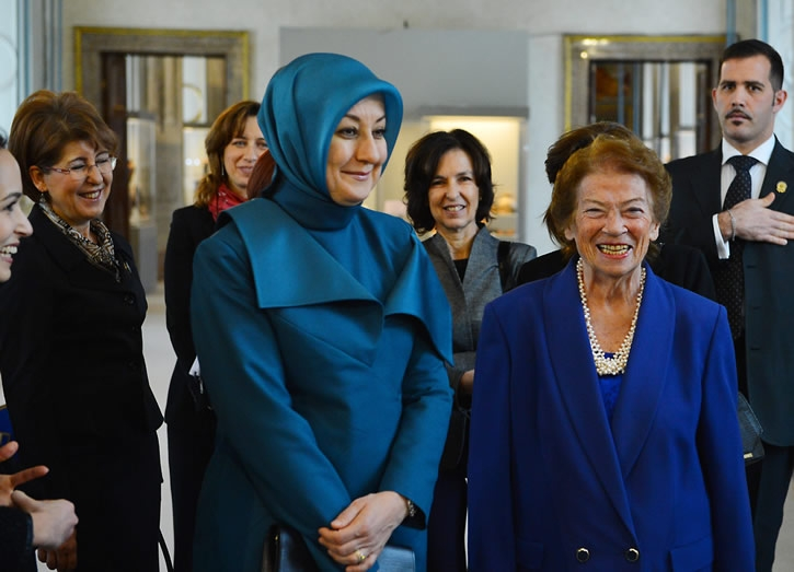 Cumhurbaşkanı Abdullah Gül İtalya'da 29