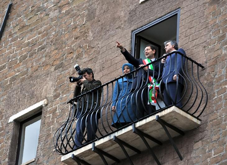 Cumhurbaşkanı Abdullah Gül İtalya'da 43
