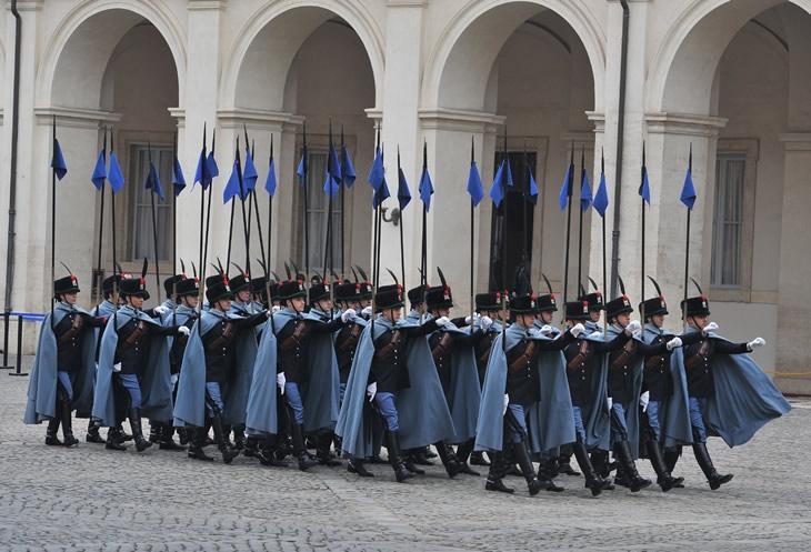 Cumhurbaşkanı Abdullah Gül İtalya'da 51