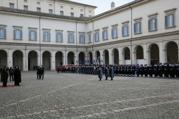 Cumhurbaşkanı Abdullah Gül İtalya'da 6