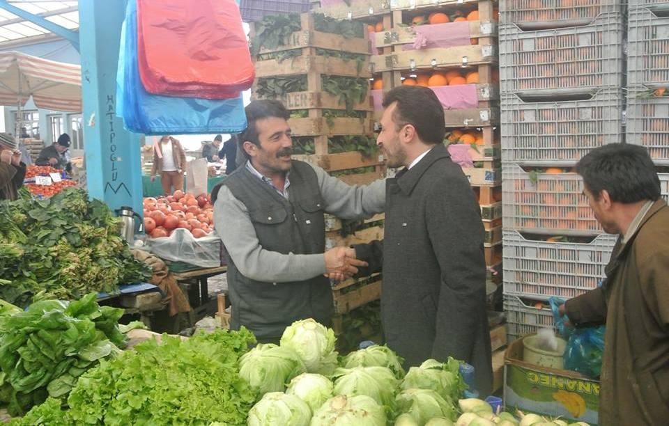 AK Parti Konya seçim çalışmalarına başladı 1