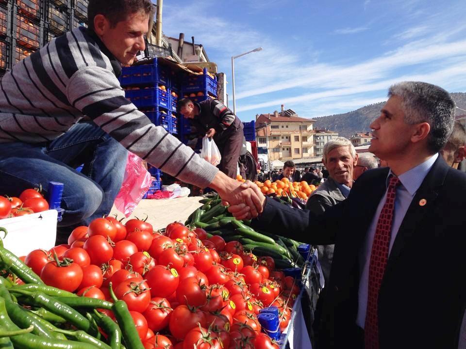 AK Parti Konya seçim çalışmalarına başladı 2