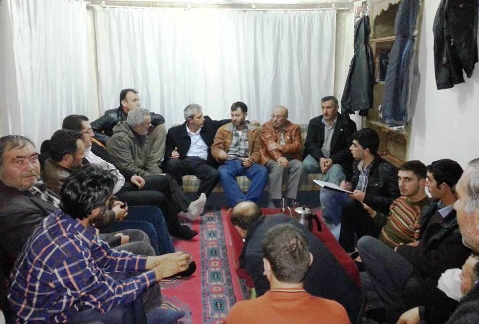 AK Parti Konya seçim çalışmalarına başladı 4