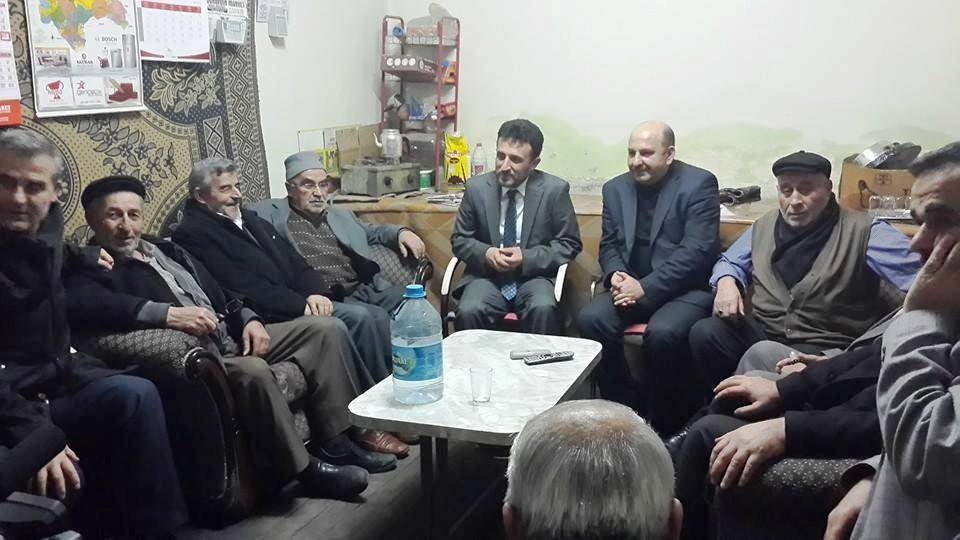 AK Parti Konya seçim çalışmalarına başladı 5