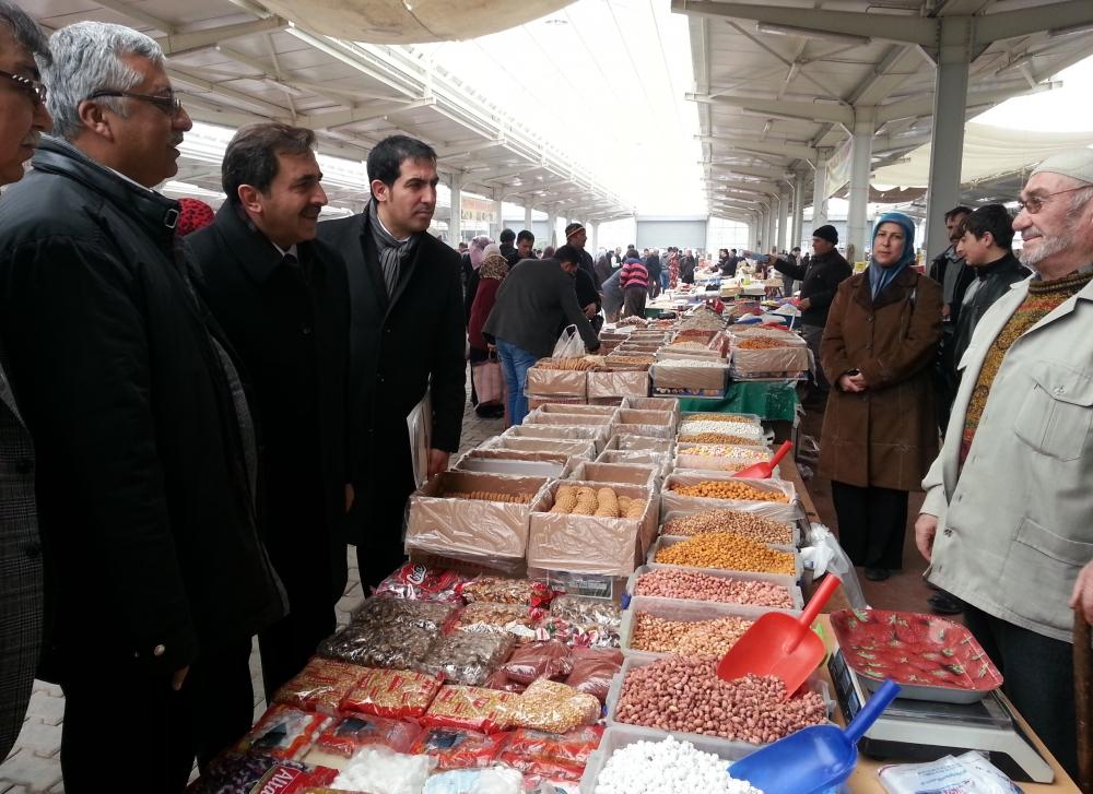 AK Parti Konya seçim çalışmalarına başladı 7