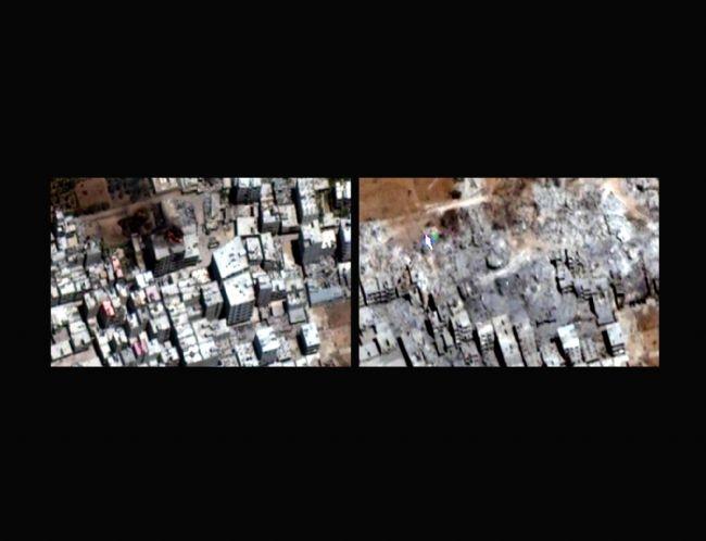 Esad'ın yeni silahı: Buldozer 5