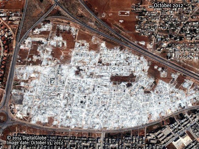 Esad'ın yeni silahı: Buldozer 7