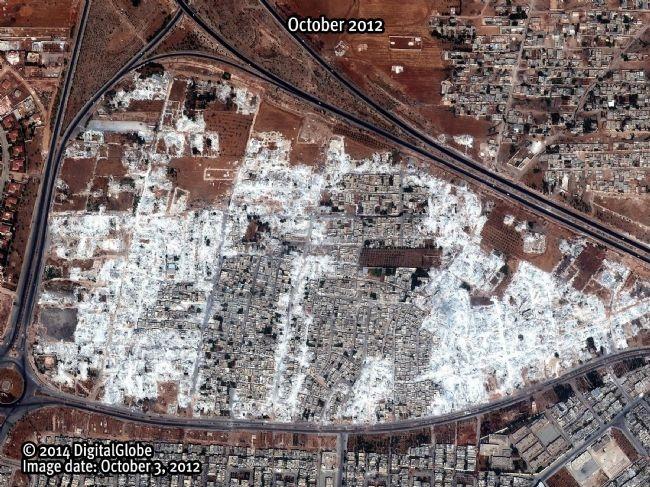Esad'ın yeni silahı: Buldozer 8