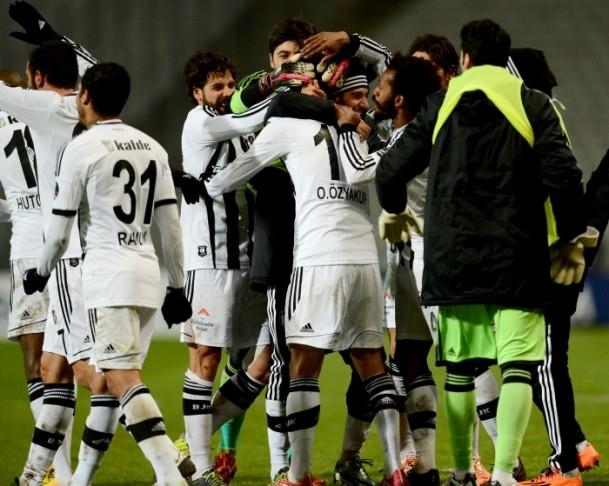 Beşiktaş - Kayseri Erciyesspor 'u 3-2 mağlup etti 15
