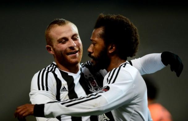 Beşiktaş - Kayseri Erciyesspor 'u 3-2 mağlup etti 17