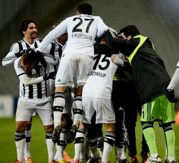 Beşiktaş - Kayseri Erciyesspor 'u 3-2 mağlup etti 18
