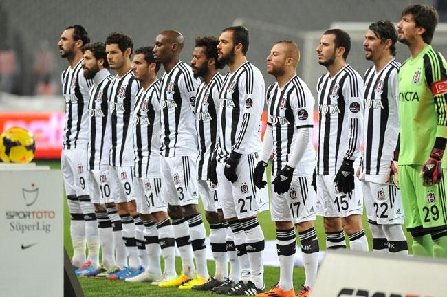 Beşiktaş - Kayseri Erciyesspor 'u 3-2 mağlup etti 2