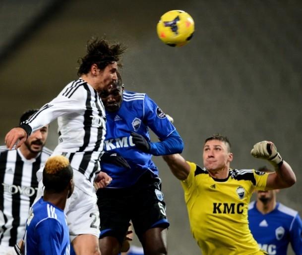 Beşiktaş - Kayseri Erciyesspor 'u 3-2 mağlup etti 4
