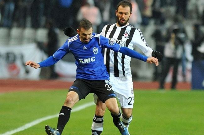 Beşiktaş - Kayseri Erciyesspor 'u 3-2 mağlup etti 5