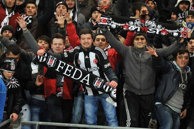 Beşiktaş - Kayseri Erciyesspor 'u 3-2 mağlup etti 7
