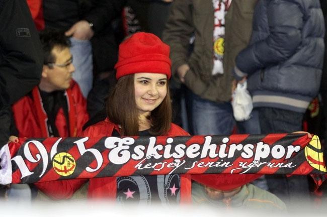 Eskişehirspor 2 - Fenerbahçe 1 2