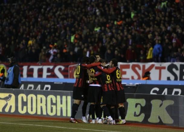 Eskişehirspor 2 - Fenerbahçe 1 21