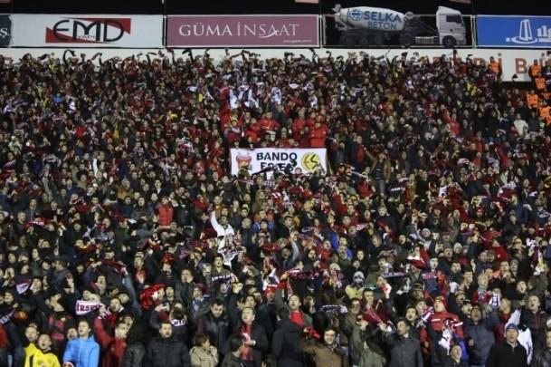 Eskişehirspor 2 - Fenerbahçe 1 22