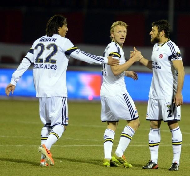 Eskişehirspor 2 - Fenerbahçe 1 28