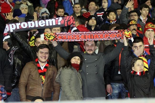 Eskişehirspor 2 - Fenerbahçe 1 3