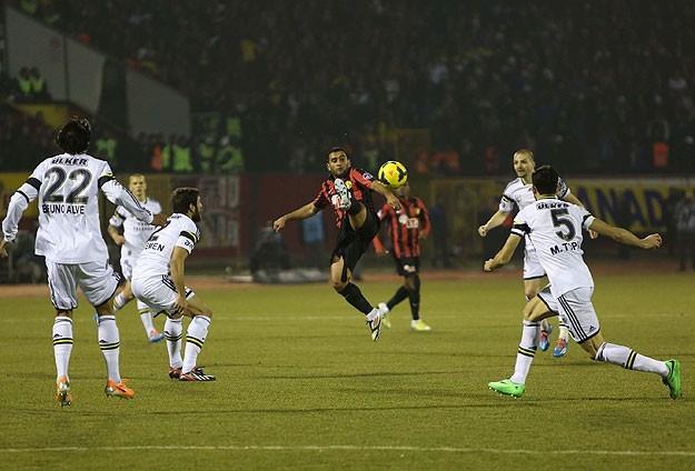 Eskişehirspor 2 - Fenerbahçe 1 32