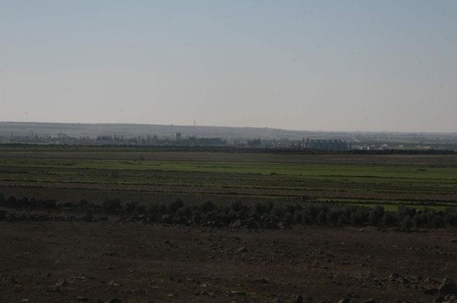 Türkmenler can havliyle Türkiye'ye kaçtı 1