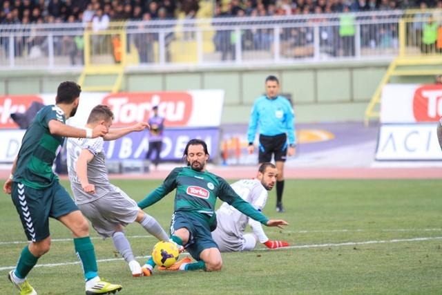 Torku Konyaspor - Sivasspor 1