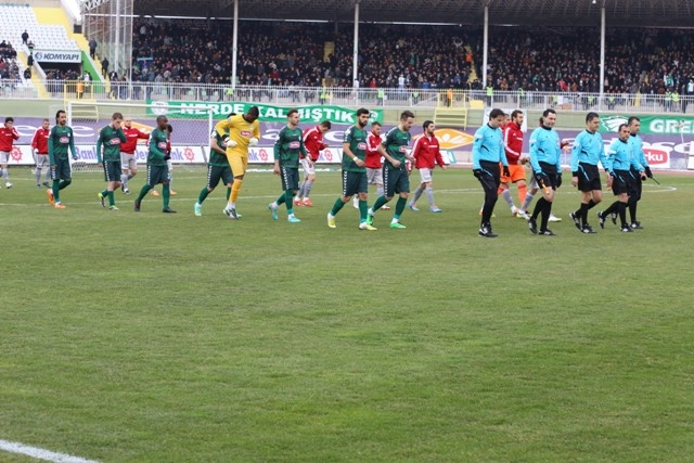 Torku Konyaspor - Sivasspor 11